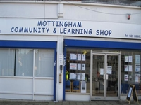 Mottingham Community and Learning Shop